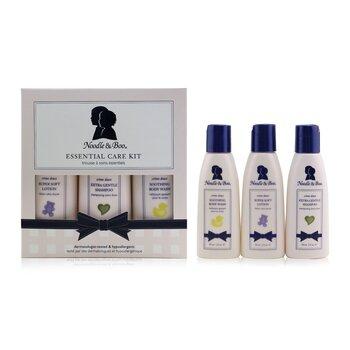 Essential Care Kit: sredstvo za tuširanje 59ml/2oz + Shampoo 59ml/2oz + Lotion 59ml/2oz  3pcs