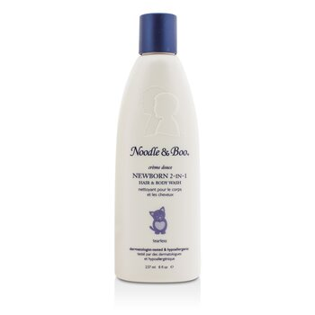 Newborn 2-in-1 Hair & Body Wash  237ml/8oz