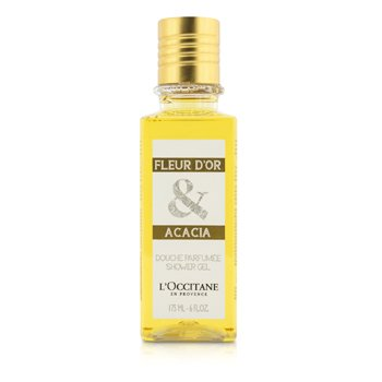 L'Occitane Fleur D'Or & Acacia Shower Gel  175ml/6oz