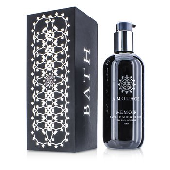 Amouage Memoir Gel de Baie şi Duş  300ml/10oz
