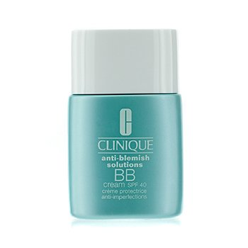 Clinique Anti-Blemish Solutions Crema BB Con SPF 40 - Light Medium (Mixta Grasa a Grasa)  30ml/1oz
