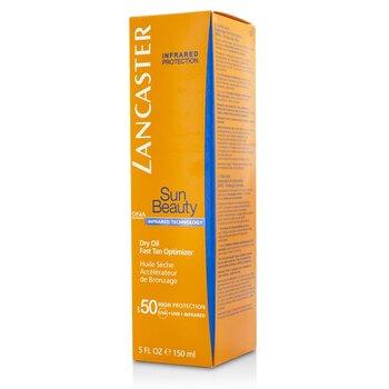 Sun Beauty Dry Oil Fast Tan Optimizer SPF50 150ml/5oz