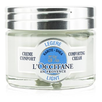 Shea Light Comforting Cream - Normal to Combination Skin  50ml/1.7oz