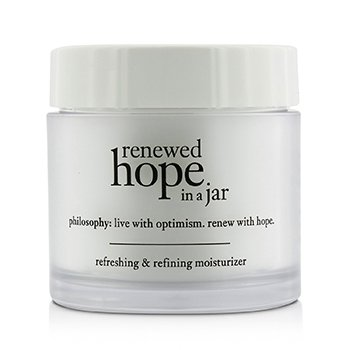 Philosophy Renewed Hope In A Jar Humectante Restaurador Todo el Día  60ml/2oz