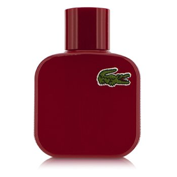 Eau De Lacoste L.12.12 Rouge Eau De Toilette Spray  50ml/1.6oz