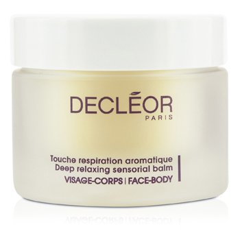 Decleor Deep Relaxing Sensorial Balm - For Face & Body (Salon Product)  30ml/1oz
