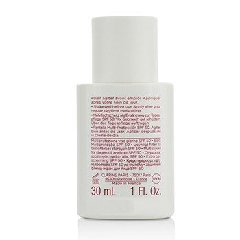 UV Plus Anti-Pollution Day Screen Çoklu Koruma SPF 50 Saydam  30ml/1oz