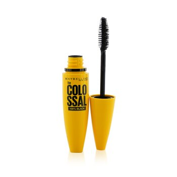 Volum' Express The Colossal 100% Black Mascara  10.7ml/0.36oz