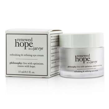 Renewed Hope In a Jar Refreshing & Refining Eye Cream  15ml/0.5oz