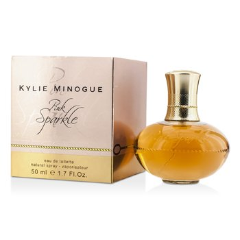 Kylie Minogue Pink Sparkle Eau De Toilette Spray  50ml/1.7oz