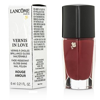 Lancome Vernis In Love Color Uñas - # 160N Rouge Amour  6ml/0.21oz