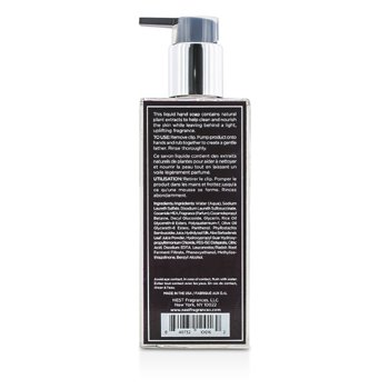 Liquid Soap - Japanese Black Currant 300ml/10oz