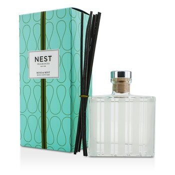 Reed Diffuser - Moss & Mint  175ml/5.9oz