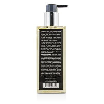 Liquid Soap - Vanilla Orchid & Almond  300ml/10oz