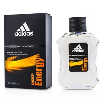 Adidas Deep Energy Eau De Toilette Spray  100ml/3.4oz