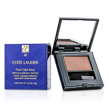 Estée Lauder Sombra Defining Wet/Dry Pure Color Envy - # 25 Fierce Sable  1.8g/0.06oz
