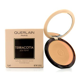 Guerlain Terracotta Joli Teint Natural Healthy Glow Duo Polvo - # 01 Clair/Light Brunettes  10g/0.35oz