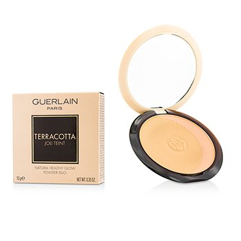Guerlain Terracotta Joli Teint Natural Healthy Glow Duo Polvo - # 03 Naturel/Natural Brunettes  10g/0.35oz