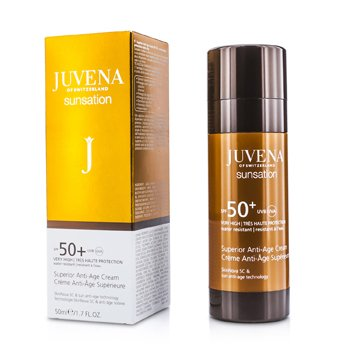高效防曬抗衰老面霜SPF 50+ Sunsation Superior Anti-Age Cream SPF 50+  50ml/1.7oz
