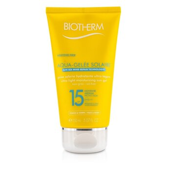 Ultra Light Moisturizing Sun Gel SPF15 (Aquagelee)  150ml/5.07oz