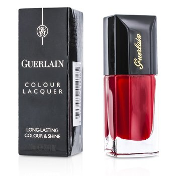 Guerlain Esmalte Color - # 121 Rouge D'Enfer  10ml/0.33oz