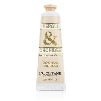 L'Occitane Collection De Grasse Neroli & Orchidee Крем для Рук  30ml/1oz