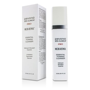 Spa Clinica Pro Micro-Retinol Essential Foaming Cleanser  120ml/4oz