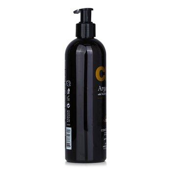 摩洛哥堅果油&辣木油潤髮乳-不含對羥基苯甲酸酯 Argan Oil Plus Moringa Oil Conditioner  340ml/11.5oz