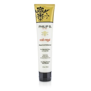 Philip B Oud Royal Mega-Curl Enhancer (For Naturally Wavy or Curly Hair)  178ml/6oz