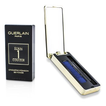 Guerlain Ecrin 1 Couleur Long Lasting Eyeshadow - # 03 Blue's Brothers  2g/0.07oz