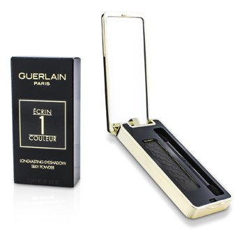Guerlain Sombra Ecrin 1 Couleur Long Lasting - # 09 Flash Black  2g/0.07oz