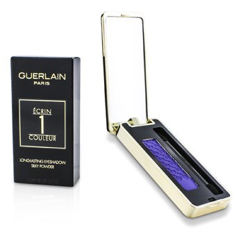 Guerlain Ecrin 1 Couleur Sombra Larga Duración - # 11 Deep Purple  2g/0.07oz