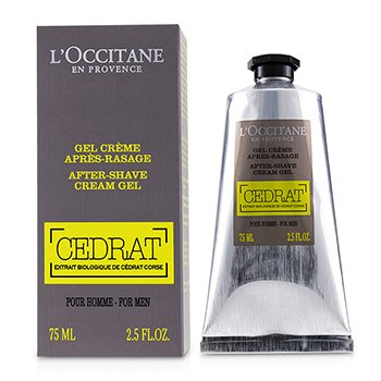 Cedrat After Shave Cream Gel  75ml/2.5oz