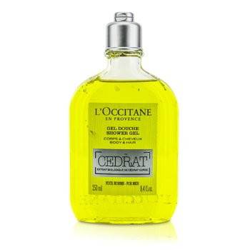 L'Occitane Żel pod prysznic Cedrat Shower Gel  250ml/8.4oz