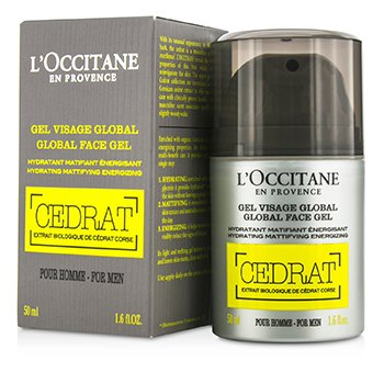 Cedrat Global Face Gel  50ml/1.6oz
