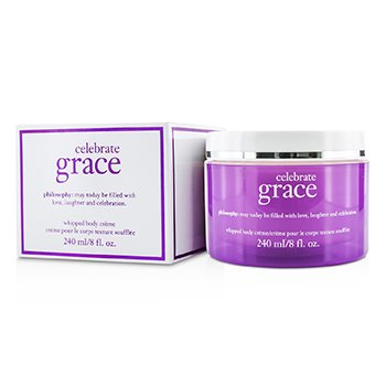 Philosophy �����Ҽ�� Celebrate Grace Whipped Body Cream  240ml/8oz