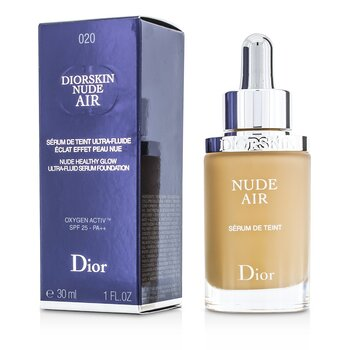 Christian Dior Diorskin Nude Air Base Suero SPF25 - # 020 Light Beige  30ml/1oz