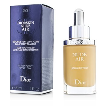 Christian Dior Base Diorskin Nude Air Serum SPF25 - # 023 Peach  30ml/1oz
