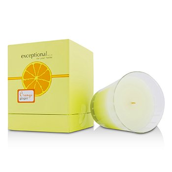 Exceptional Parfums Fragrance Candle - Orange Ginger  250g/8.8oz