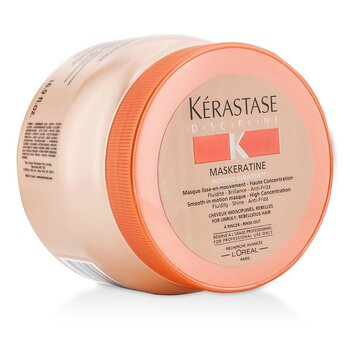 Kerastase Discipline Maskeratine Smooth-in-Motion Masque - High Concentration (For Unruly, Rebellious Hair)  500ml/16.9oz