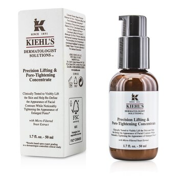 Kiehl's Dermatologist Solutions Concentrado Poros & Lift  50ml/1.7oz