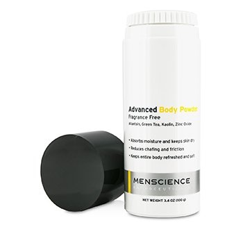 Menscience Advanced Body Powder  100g/3.4oz