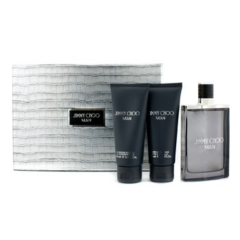 Jimmy Choo - Man Coffret  Eau De Toilette Spray 100ml 3.3oz + After ... 3837cb36ce8e