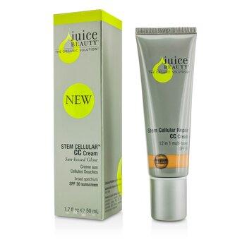 Stem Cellular CC Cream SPF 30 - # Sun-Kissed Glow  50ml/1.7oz