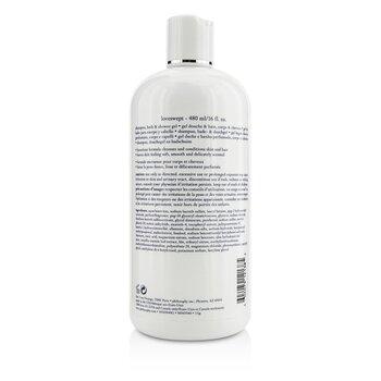Loveswept Şampun, Vanna və Duş Geli 480ml/16oz