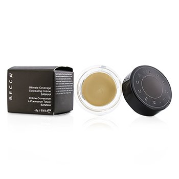 Becca Ultimate Coverage Concealing Creme - # Banana  4.5g/0.16oz