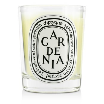Scented Candle - Gardenia  190g/6.5oz
