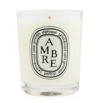 Scented Candle - Ambre (Amber)  70g/2.4oz