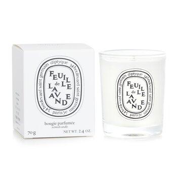 Scented Candle - Feuille De Lavande (Lavender Leaf)  70g/2.4oz