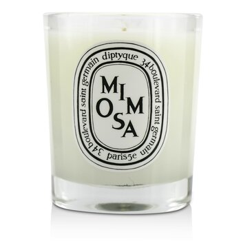 Scented Candle - Mimosa  70g/2.4oz